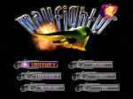 Max Fighter main menu