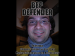 Bep Defender title screen