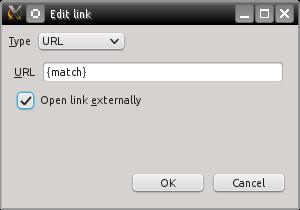 URL link